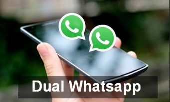 Use Dual Whatsapp Accounts On One Phone(No Rooting)