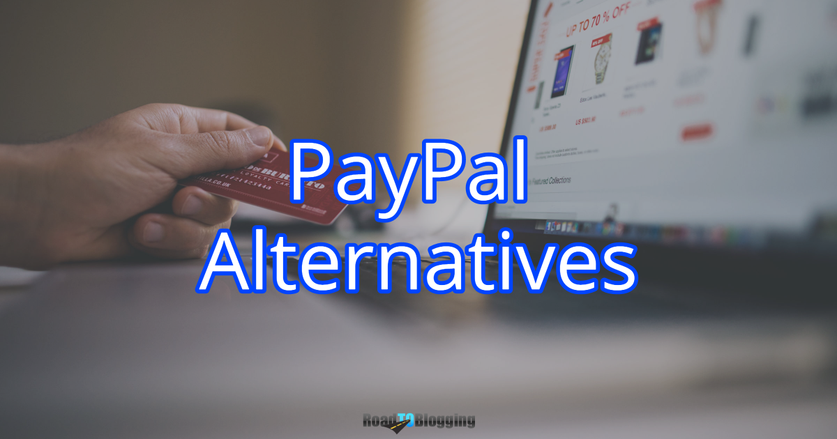 Safe, Secured And Working PayPal Alternative