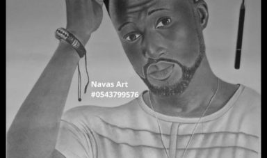 Want A Portrait? Check Navas  Art Gallery